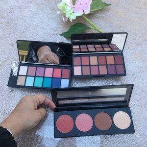 L. A. Girl cosmetics eyeshadow palettes